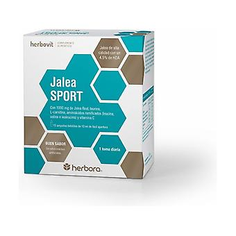 Jelly Sport 15 ampoules