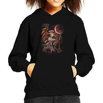 Alchemy Cusp Of Bathory Kid's Hooded Sweatshirt