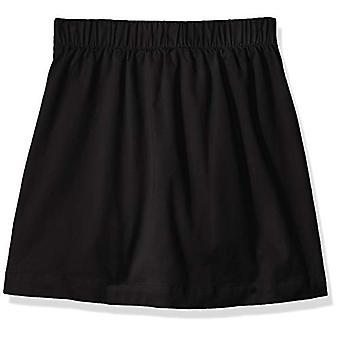 Essentials Girl's Uniform Skort, Negru, XXL(P)