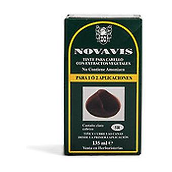 Novavis Vegetable Hair Dye 5R Light Chestnut Copper 130 ml