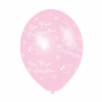 Amscan Confirmation Latex Balloons 11in