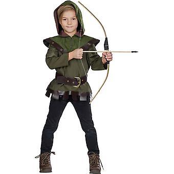 Ranger Lapset Pojat Robin Hood Avengers Carnival Hunter Robin Puku