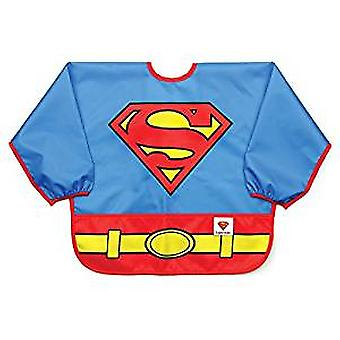 Sleeved Bib - DC Comics - Superman Comic 6-24M New CSU-WBSM