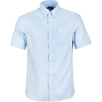 Fred Perry Authentics Short Sleeved Oxford Shirt