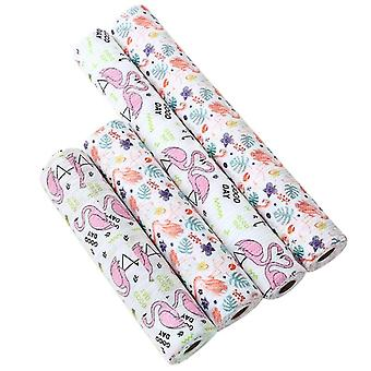 Tiroirs de tapis de table de cuisine - Cabinet Shelf Liners Flamingo Placard Placemat Imperméable à l'huile Chaussures Mat
