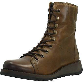 Fly London Boots Same109fly Color Camel