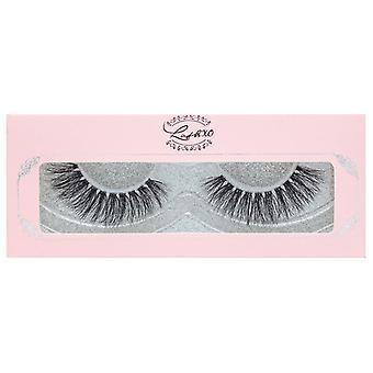 Lash XO Premium False Eyelashes - Fluff - Natural yet Elongated Lashes
