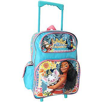 Stor rullende rygsæk - Disney - Moana Pua Heihei 16