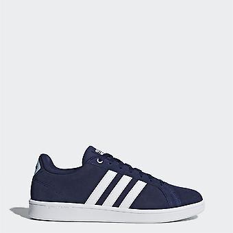 Adidas Cloudfoam Advantage Men'S Blue/Black Shoes Boots