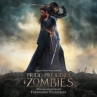 Importer des Pride & Prejudice & - USA Soundtrack [CD]