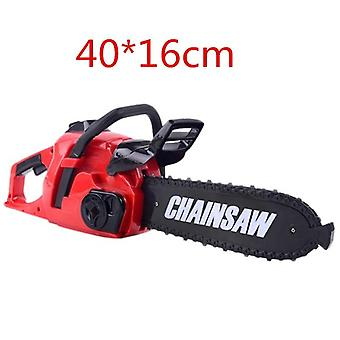Rotating Chainsaw With Sound Simulation Repair Tool House Play