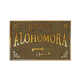 Harry Potter kynnysmatto Alohomora Kumi Tervetuloa Home Mat HP Lahja