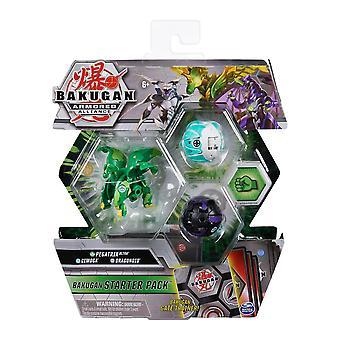 Bakugan Bakugan Starter Pack S2 - Pegatrix Ultra, Cimoga & Dragonoid