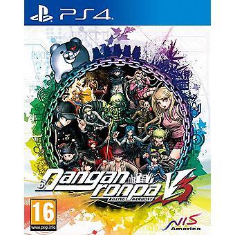 Danganronpa V3 doden harmonie PS4 spel