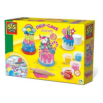 SES Creative Modeling Dough Drip Cakes Girl Multi-color (436)