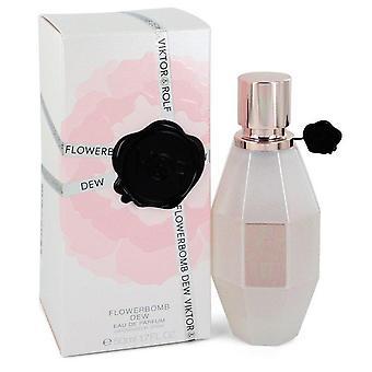 Flowerbomb dauw eau de parfum spray door viktor & rolf 551542 100 ml