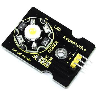 Keyestudio 3W Warm White LED Module