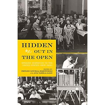 Hidden Out in the Open by Edited by Phylis Cancilla Martinelli & Edited by Ana Varela Lago