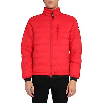 Canada Goose 5079m11 Men's Red Polyester Outerwear Jacket