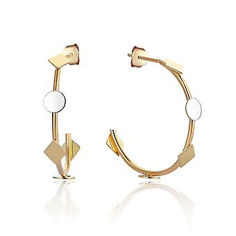 Gold Earring - Denge
