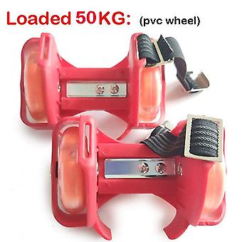 Flashing Roller Skating Shoes Small Whirlwind Pulley Flash Wheel Heel Sports