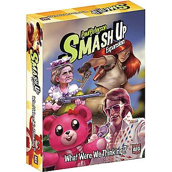 Smash Up What Were We Thinking Expansion Game