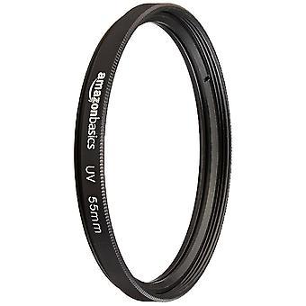 Amazonbasics uv ochranný filtr - 55 mm jediný