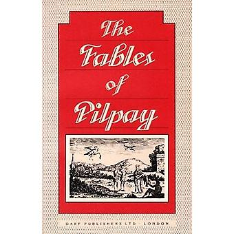 Instructive and Entertaining Fables of Pilpay an Ancient Indian Philosopher