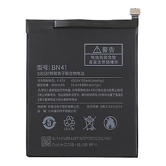 4000mAh לי פולימר סוללה BN41 עבור Xiaomi Redmi הערה 4 / הערה 4X
