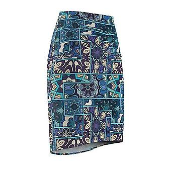 Jupe crayon Abstract Women's