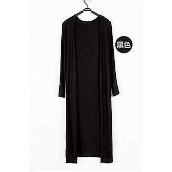 Women's Casual Long Modal Cotton Soft Sweater