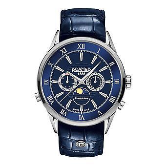 Roamer Superior Moonphase 508821414305 Men's Watch