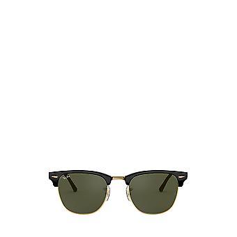 Ray-Ban RB3016 black on arista unisex sunglasses