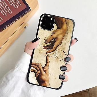 iPhone 12 & 12 Pro Shell Michelangelo Adams creation