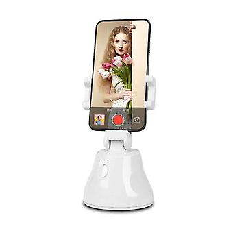 Smart shooting camera phone holder auto face tracking intelligent gimbal object tracking selfie stick 360 degree rotation phone stabilizer
