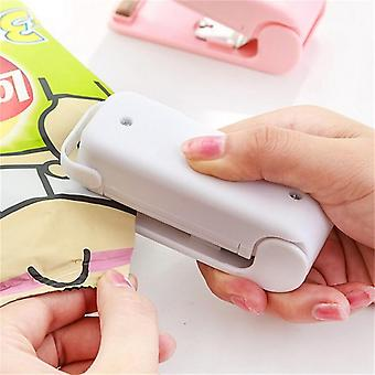 Portable Mini Household Sealing Machine - Food Saver Plastic Bag