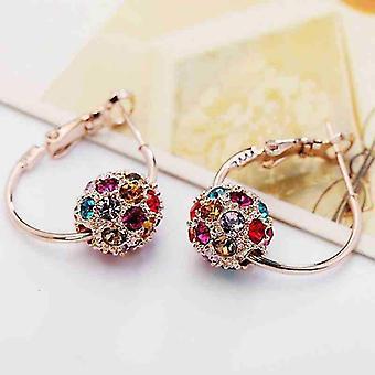 Ear Studs Patch Health Jewelry