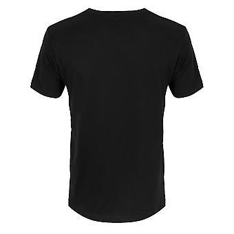 Grindstore Mens Echte mannen zijn vriendelijk voor dieren T-shirt