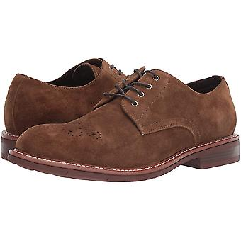 Kenneth Cole REACTION Men's Klay Flexible Lace Up with Medallion Oxford