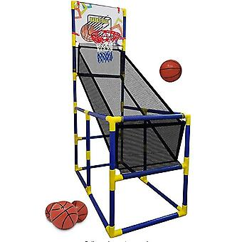 Mini Indoor Toy Basketball Shooting System, For Toddlers And Children