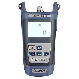 Hand-held stabilized light source optical power emission light source optical fiber light source tool instrument 3 interface