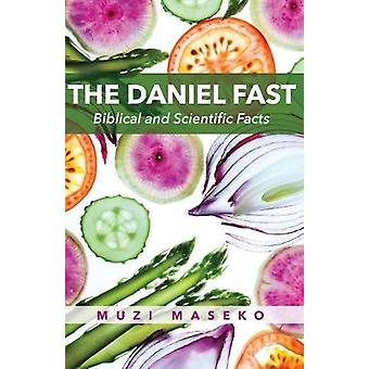 The Daniel Fast by Muzi Maseko - 9781532631504 Book