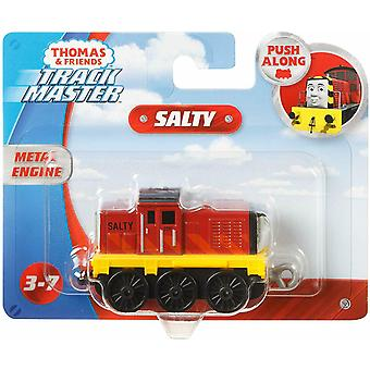 Thomas et ses amis trackmaster poussée salée le long du moteur