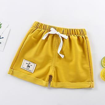 Summer Baby Shorts Cotton Beach Pantaloncini sciolti Pantaloni casual