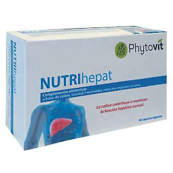 Phytovit Nutri Hepat 60 tablets