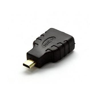 Alogic Micro Hdmi Erkek - Hdmi Kadın Adaptörü