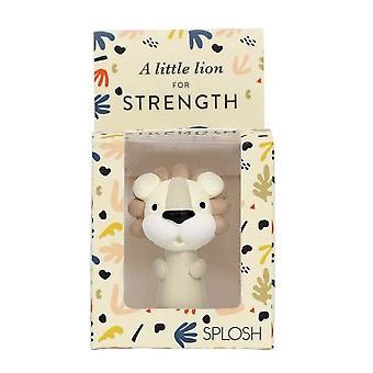Splosh Meaningful Mini - Strength Lion