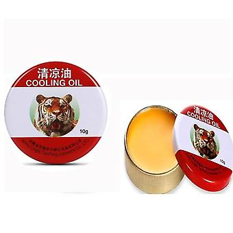 10g Original Red Tiger Balm Mint Cooling Oil Muscle Rub Aches Cream