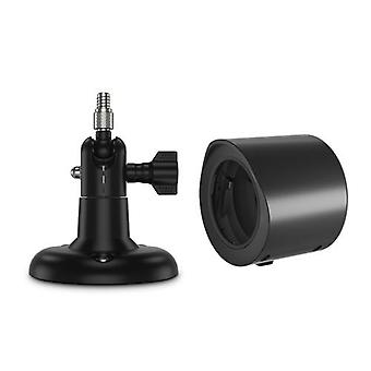 Wall Mount Only for compatible with YI Home Camera 3 Wall Mounted 360 Degree Swivel Bracket Holder Case Cover