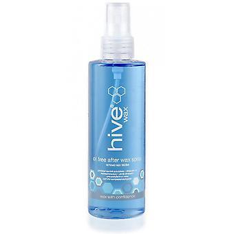 Colmeia de beleza pós tratamento de óleo livre após cera pele calmante spray-200ml